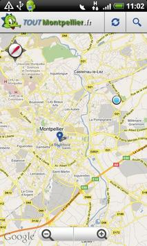ToutMontpellier.fr apk screenshot