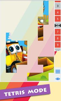Cartoon Vehicles For Kids apk screenshot