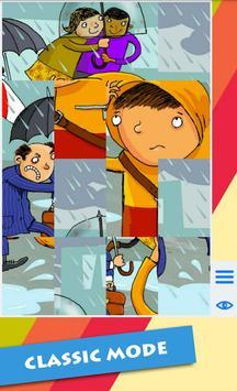 Cartoon Puzzle - Fun for Kids screenshot 2