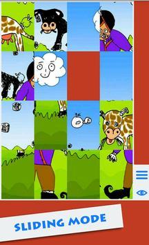 Cartoon Puzzle - Fun for Kids screenshot 3