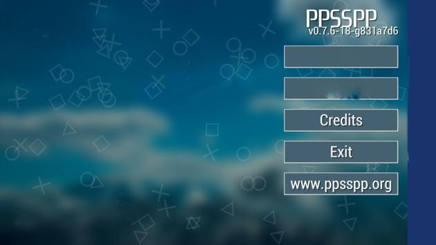 PPSSPP Gold Emulator Real Free apk स्क्रीनशॉट