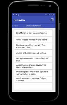 News View screenshot 5