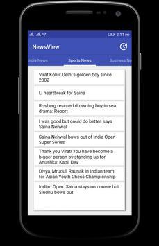 News View screenshot 6