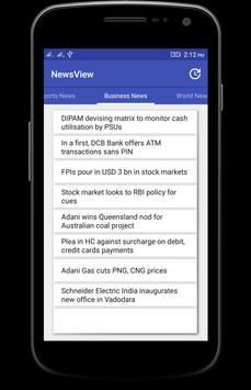 News View screenshot 7