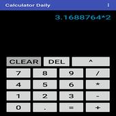 Calculator Daily icon