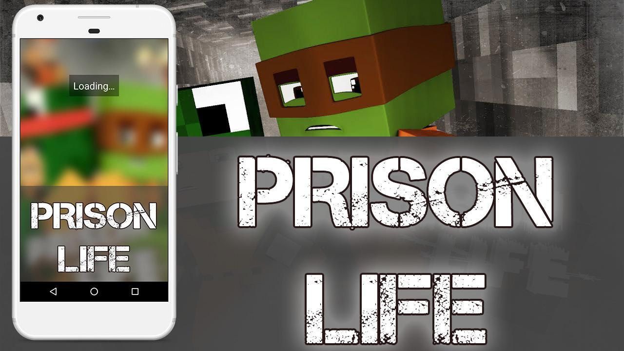 New Prison Roblox Life Maps Map For Mcpe For Android Apk Download