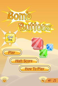 Bomb Buttons poster