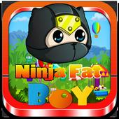 Ninja Fat Boy Game icon
