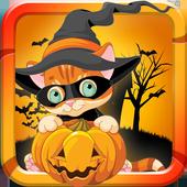 Halloween Cat Run! icon