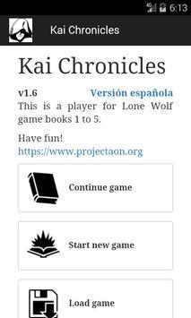 Kai Chronicles постер