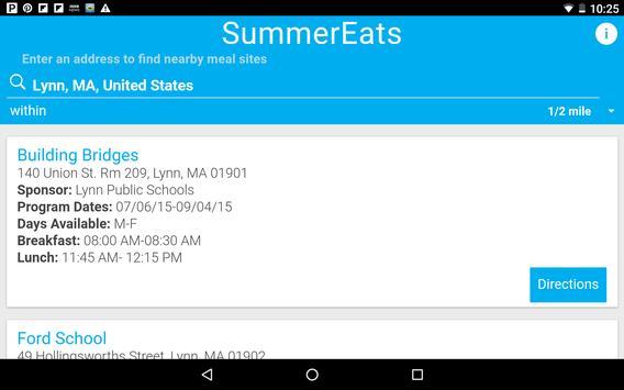 SummerEats screenshot 6