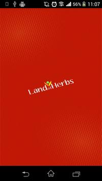 LandofHerbs poster