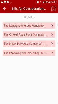 PRS Parliament Today screenshot 2