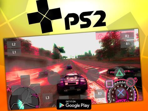 PS2 Emulator For PS2 Games : New Emulator For PS2 screenshot 6