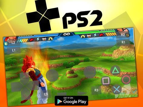 PS2 Emulator For PS2 Games : New Emulator For PS2 screenshot 3