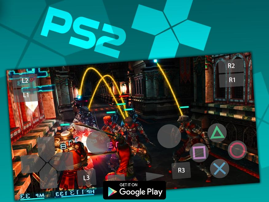 Free PS2 Emu (Best Android Emulator For PS2) for Android
