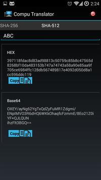 Compu Translator screenshot 3