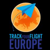 Track your flight icon