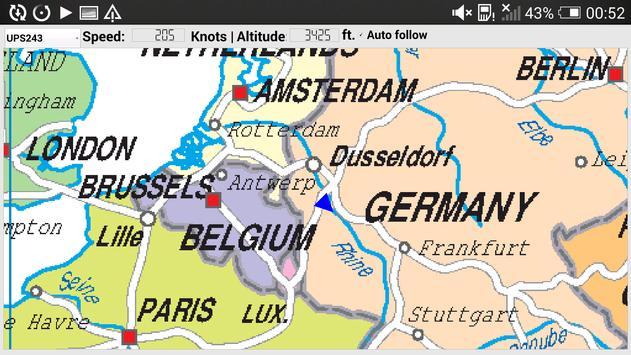 Track your flight screenshot 1