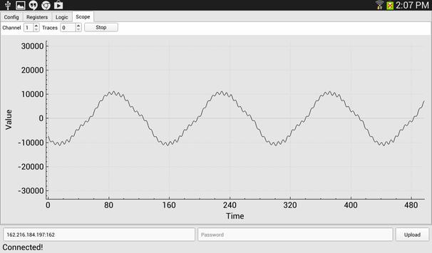 RMSCS Configuration Software screenshot 4