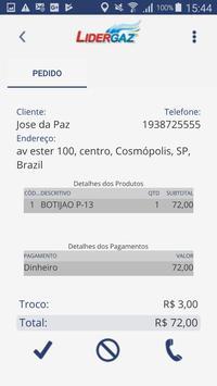 Lidergaz Entregas screenshot 6