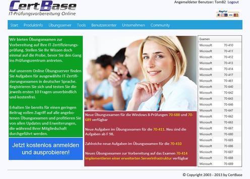 CertBase - IT-Prüfungshilfen poster