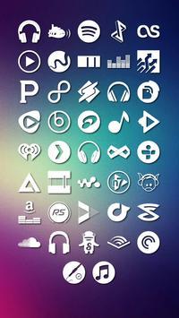 Media Icons Komponent screenshot 1