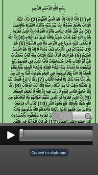 القران الكريم بالصوت والصورة screenshot 2
