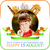 Tiranga Photo Frame icon