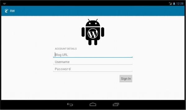 Responsive Websolutions MySite apk screenshot
