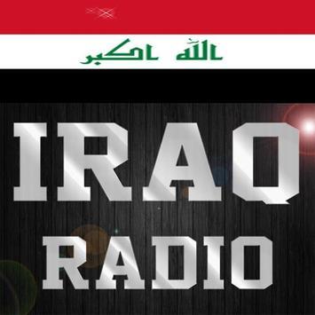 Iraq Radio Stations poster