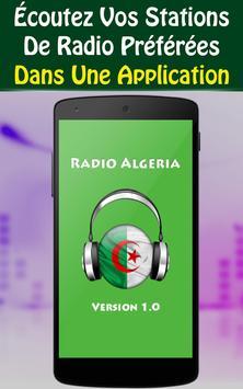 Radio Algerie poster