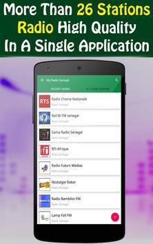 Radio Senegal apk screenshot