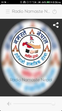 Radio Namaste Nepal screenshot 1