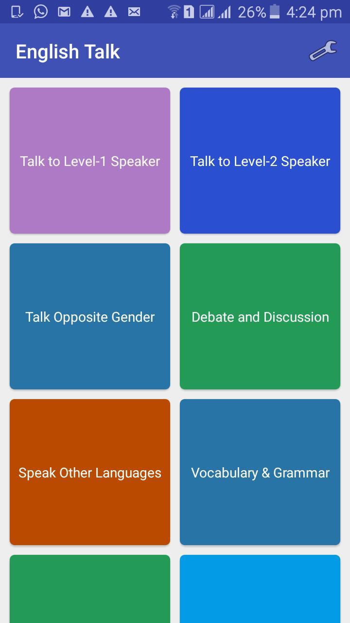 Open Talk Mod Apk