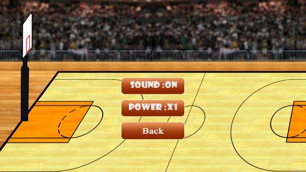 Basketball :Shoot Mania apk screenshot