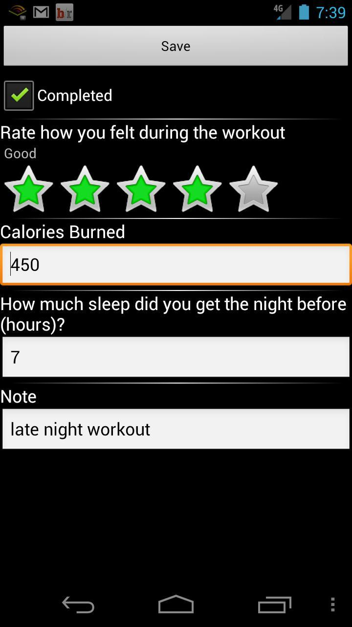 St  Yin's DVD Workout Tracker for Android - APK Download