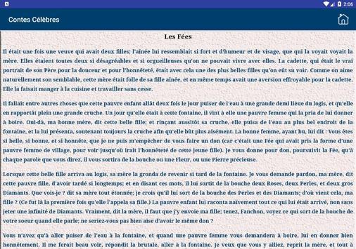 Contes Célèbres screenshot 4