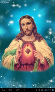 Jesus Live Wallpaper Free Apk Screenshot