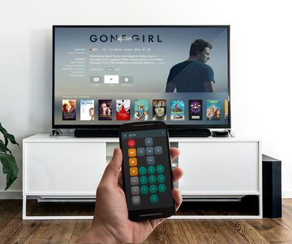 تحكم في اجهزة التلفاز بالهاتف screenshot 4