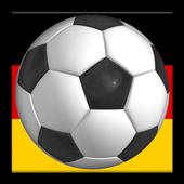 Deutschland Fussball Ergebniss icon