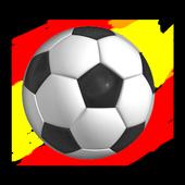 Spanish Football Scores icon