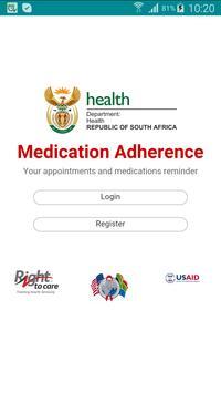 Medication Adherence poster