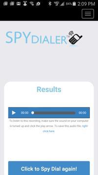 Spy Dialer screenshot 3