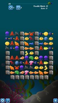 Link! Underwater World apk screenshot