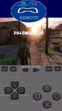 PS4 remote play - Emulator screenshot 1