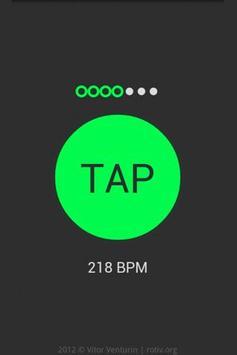 Tap BPM screenshot 1