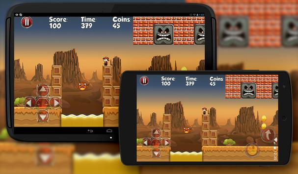 Boboy Super Adventure screenshot 3
