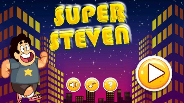 Steven Adventure Universe Games poster
