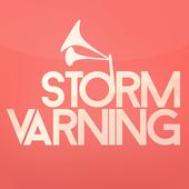 Stormvarning icon